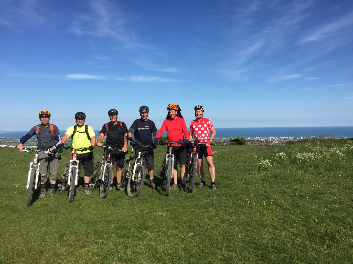 test Twitter Media - Well done to Kier staff who completed the South Downs Way 100 mile cycle ride, raising over £11,000 so far for @CCI_UoS #kiersolent #YoureIt https://t.co/CmFDQwyjva