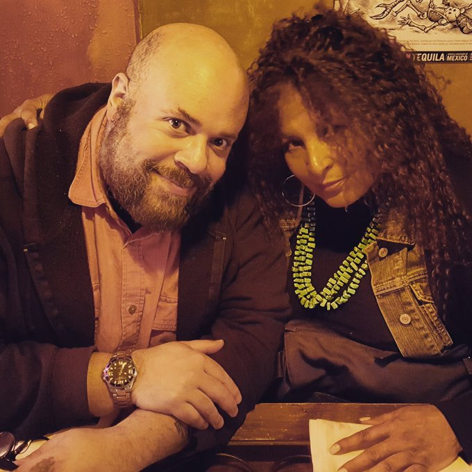 """Happy Birthday, Pam Grier. You\ll always be \""""the one that got away.\"""" Much love & respect."""