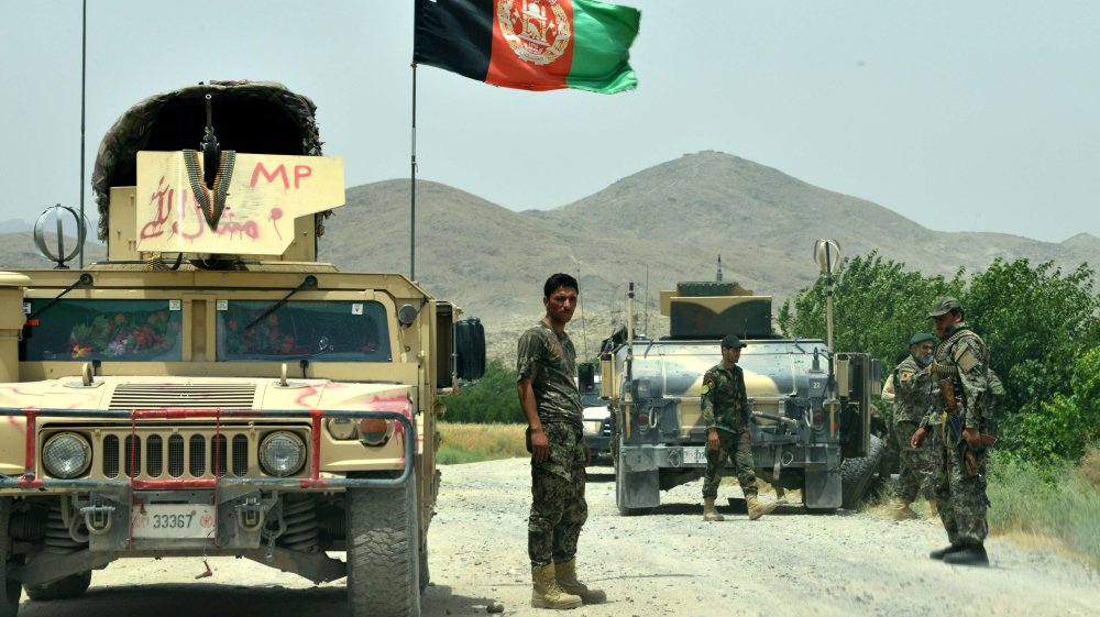 At least 15 Afghan soldiers killed in Taliban attack