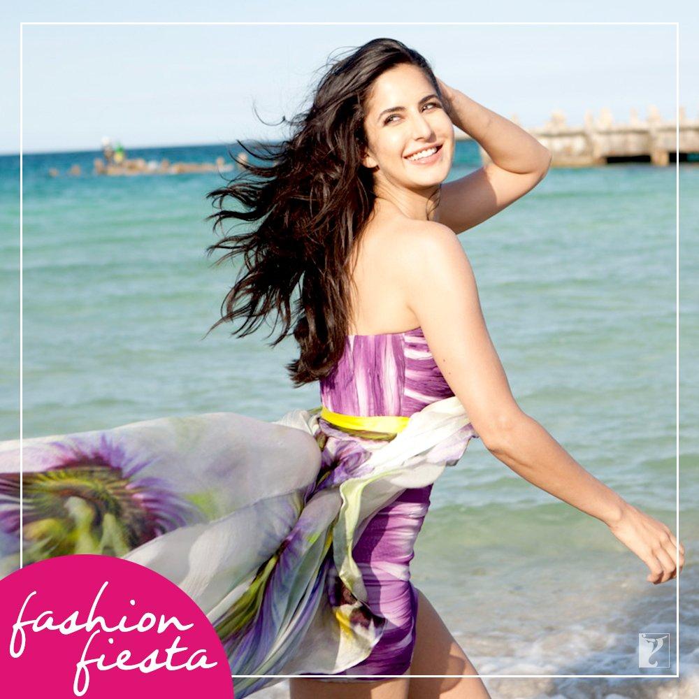 Major fashion goals 😍 A beautiful flowy dress which spells out sheer elegance. #FashionFiesta