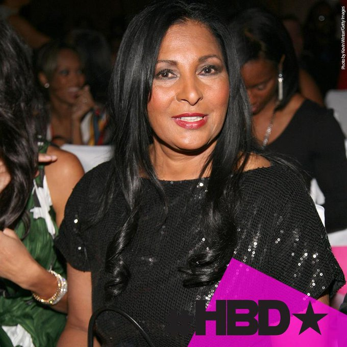 Wishing the legendary Pam Grier a Happy 68th Birthday!
