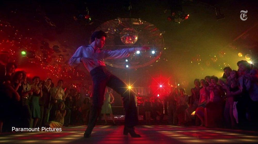 """Saturday Night Fever"" at 40. You should STILL be dancing:"