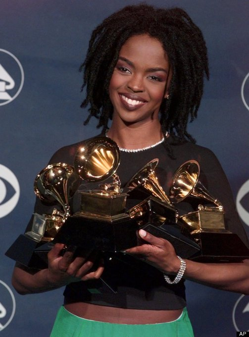 Happy Birthday to Lauryn Hill who turns 42 today!
