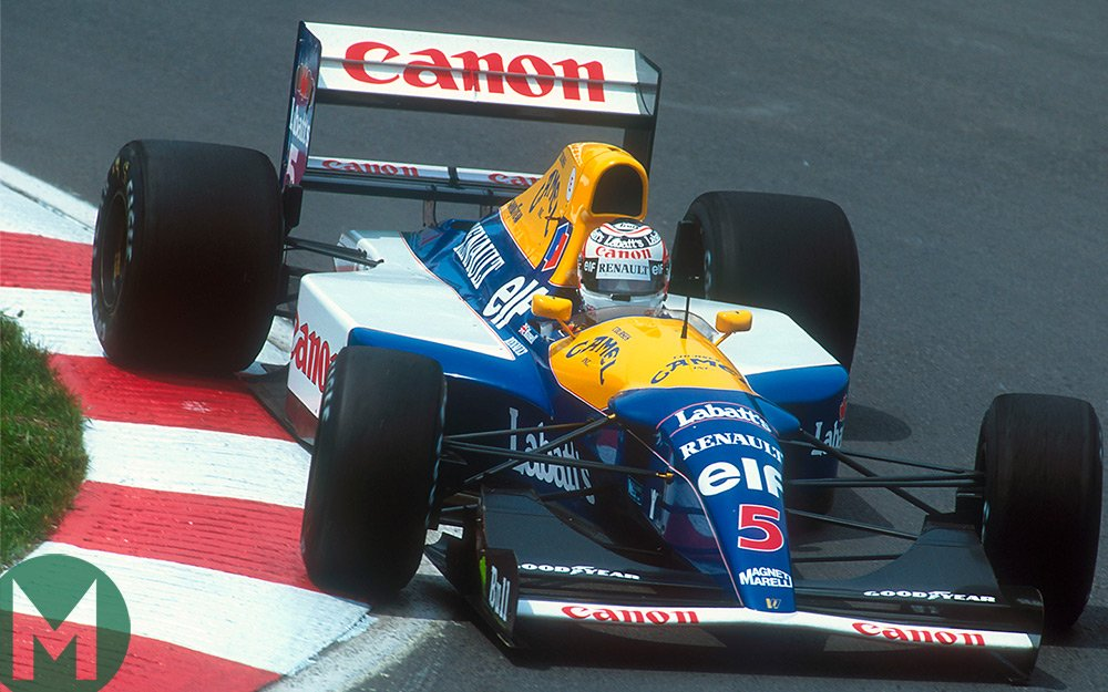 A Williams FW14B will be on display at the #HallofFame2017: https://t.co/JXHIzvAqWo https://t.co/coedlStos5