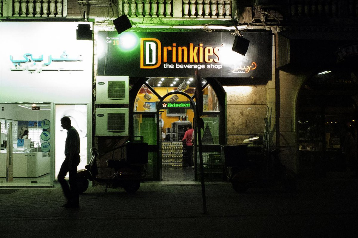 Egypt's drinkers are stocking up on alcohol before Ramadan begins