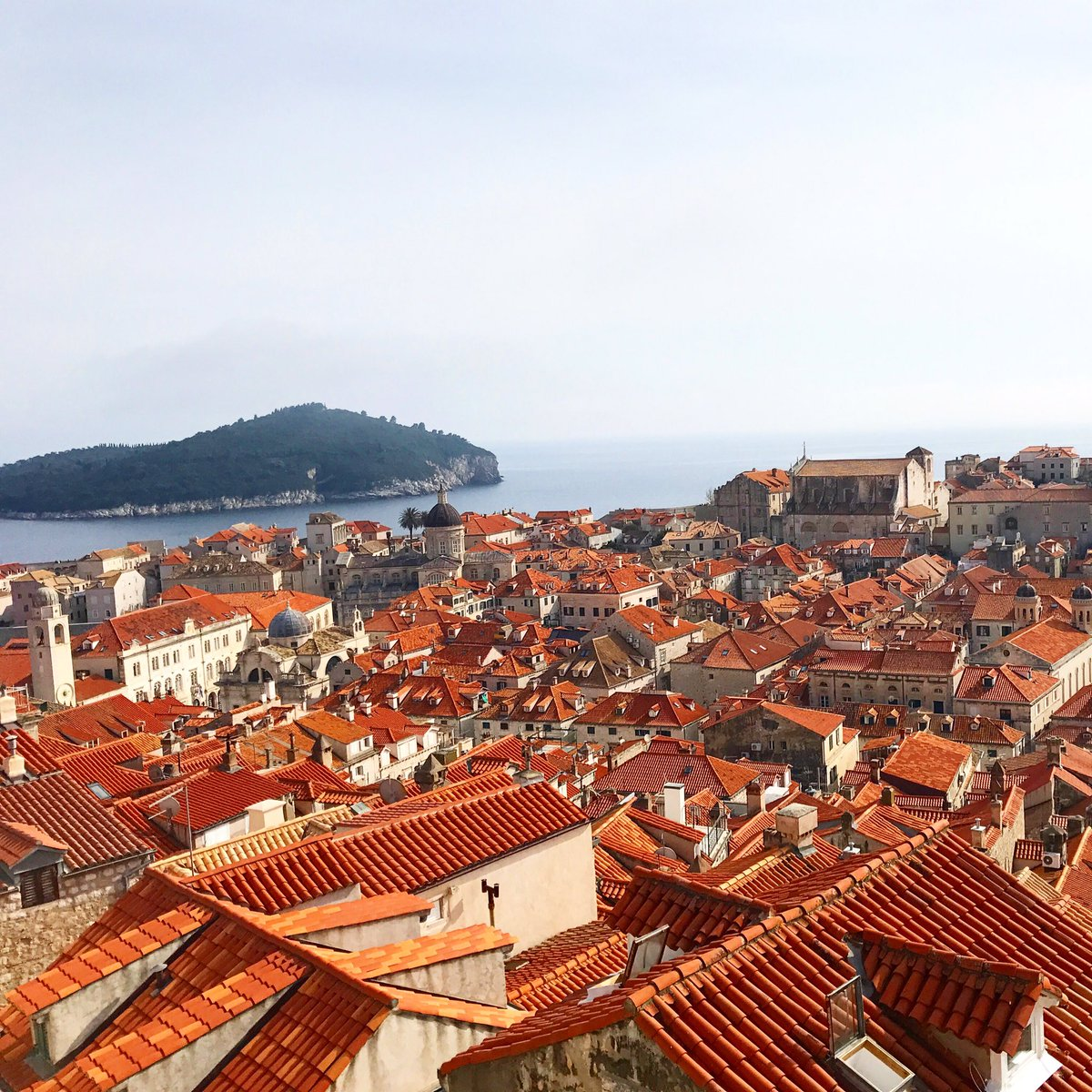 "Dubrovnik is said that it was used in the movie "" Kiki's del"
