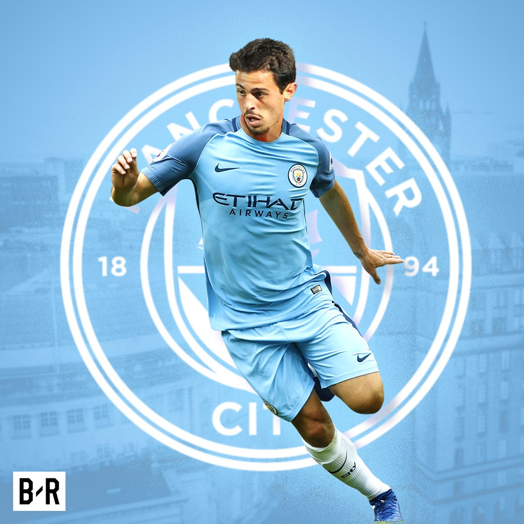 Confirmed bernardo silva is a manchester city player scoopnest