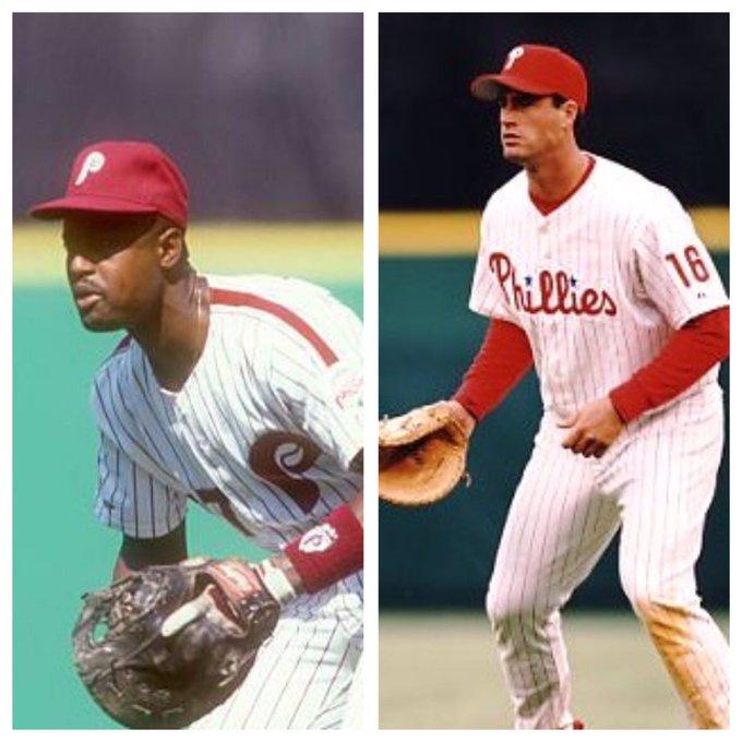 Happy Birthday to former 1B Ricky Jordan and Travis Lee.