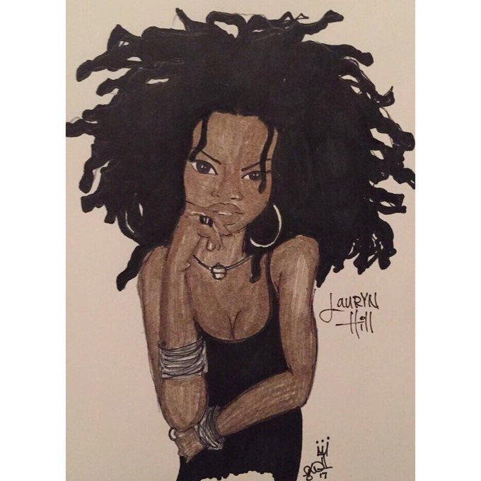 Happy Birthday to the legendary Lauryn Hill !!