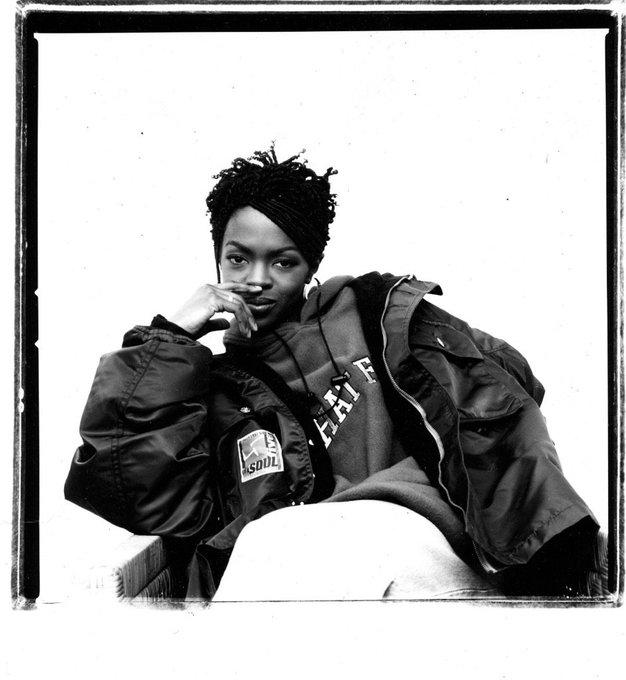 Happy Birthday to the legendary Ms. Lauryn Hill! Photo: Jayson Keeling