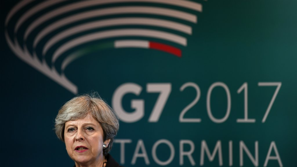 G7 agree to step up joint fight against terrorism
