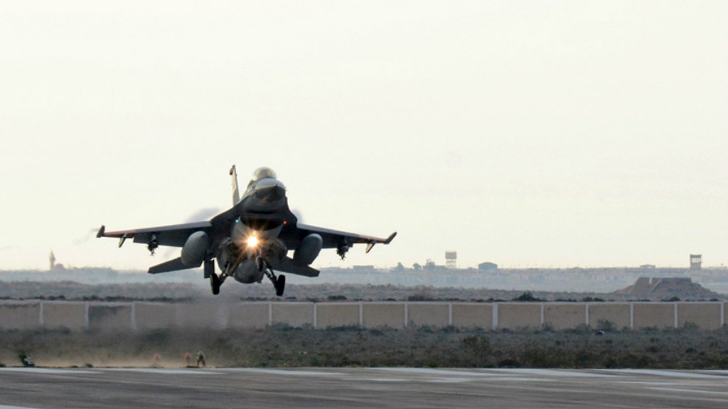 Egypt launches air strikes in Libya in response to attack on Coptic Christians