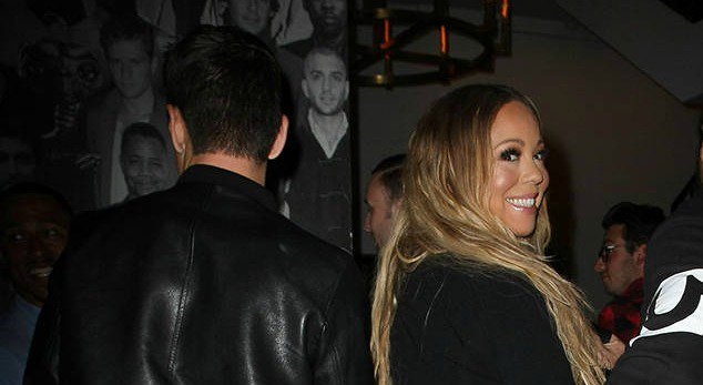 It looks like Mariah Carey and Bryan belong together: