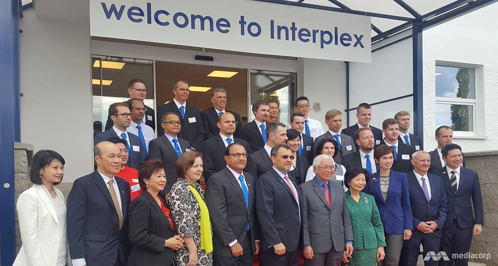 Singapore firms eye opportunities in Czech automotive industry
