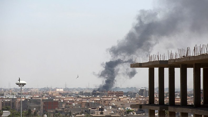 Dozens killed, 120+ wounded in Tripoli as rival factions clash for Libya capital (VIDEO)