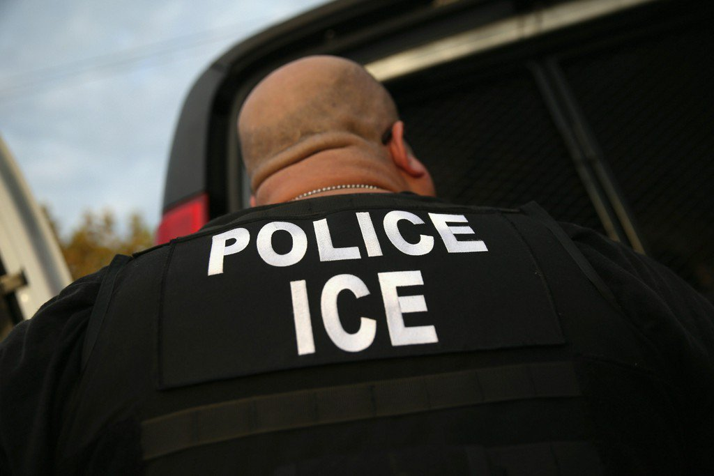 U.S. citizen says she was detained by immigration agents for deportation