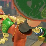 ARMSのミェンミェンが監獄学園の花さんに似てると思う。