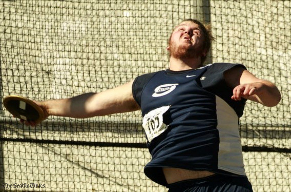 test Twitter Media - Skyview's Connor Johnson finally gets best of longtime rival, denying SK's Nolan Van Amen state discus four-peat.   https://t.co/kOlAnqOCCo https://t.co/ov4MUiwtdi