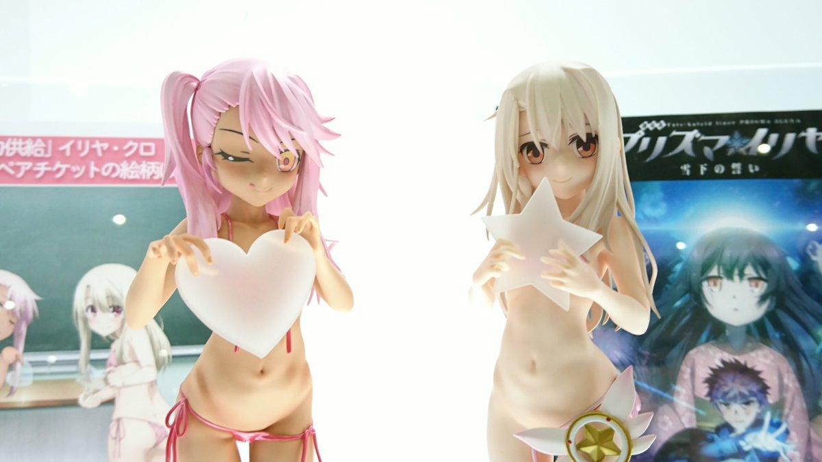 夏に劇場版アニメ上映も決定した『Fate/kaleid liner プリズマ☆イリヤ』から、劇場版映画の「魔力供給」イリ