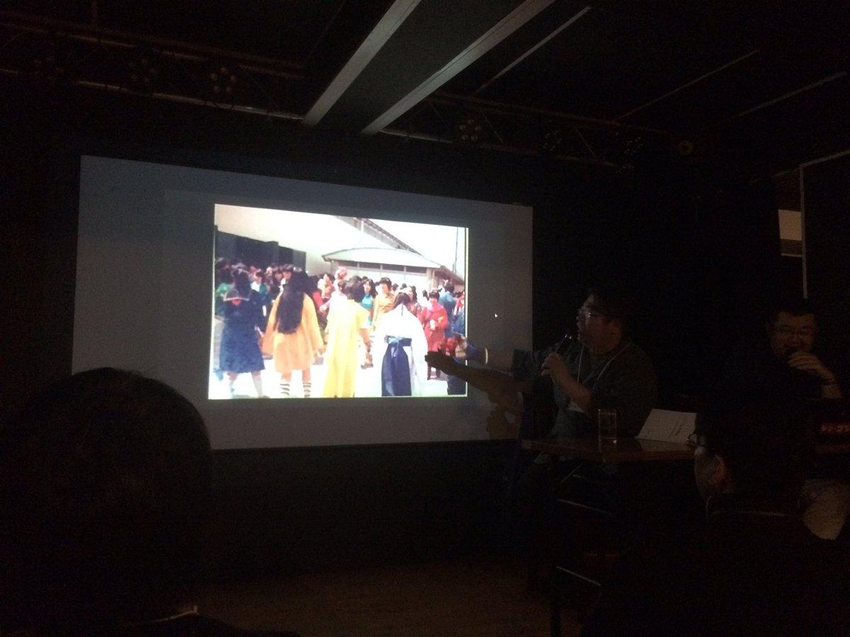コスプレの歴史やコミケの裏話など、非常に興味深いお話が聞けました。 #すみぺ文化部