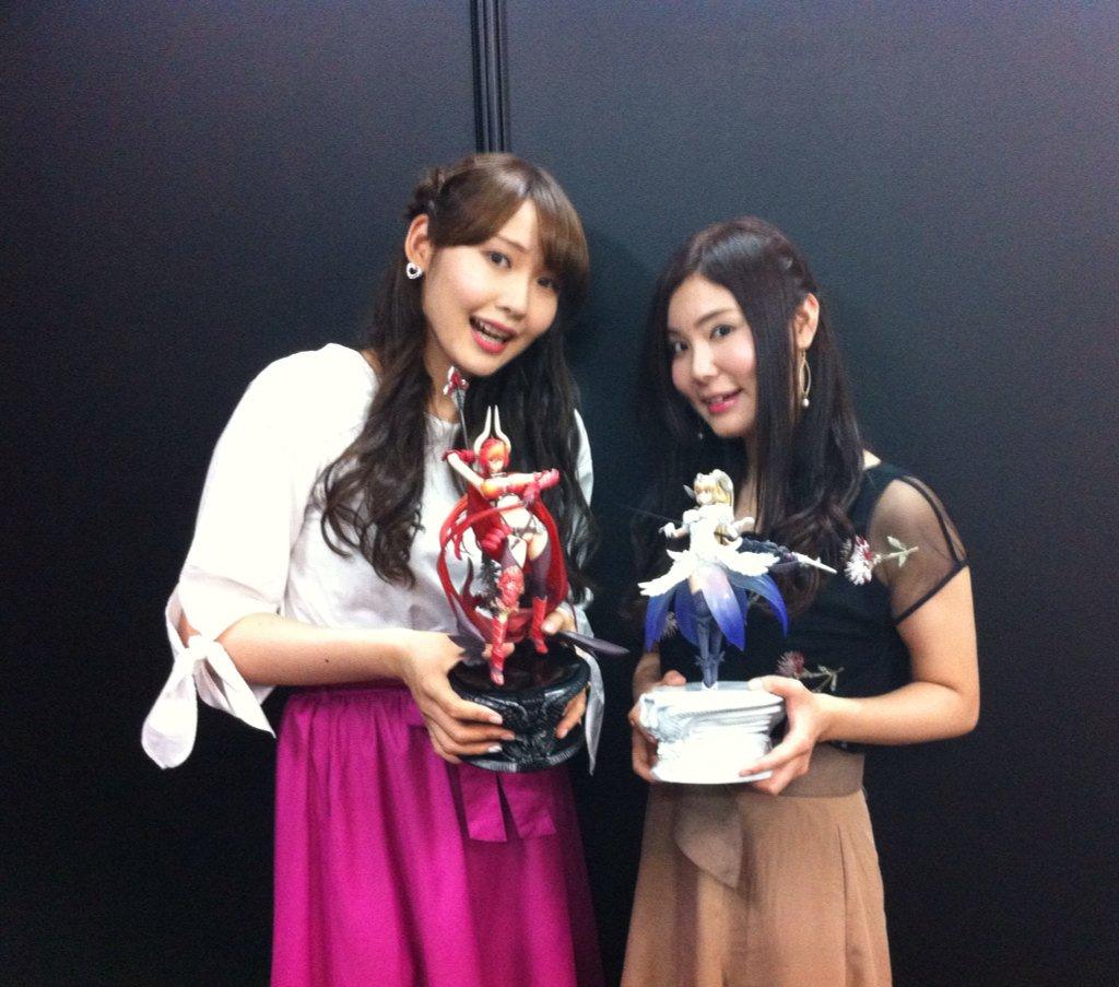 【#メガホビEXPO】戸田めぐみさん、櫻庭有紗さん出演の「sin 七つの大罪」スペシャルステージ終了しました!会場では魔