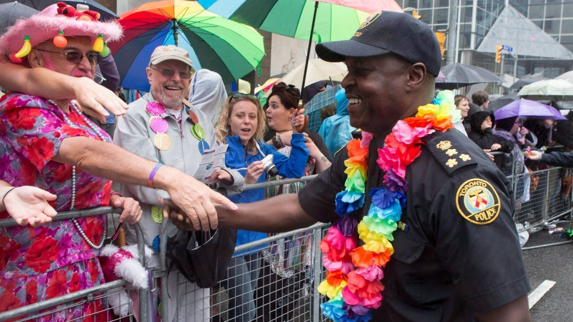 City will fund Pride Toronto, even as uniformed officers blocked from parade