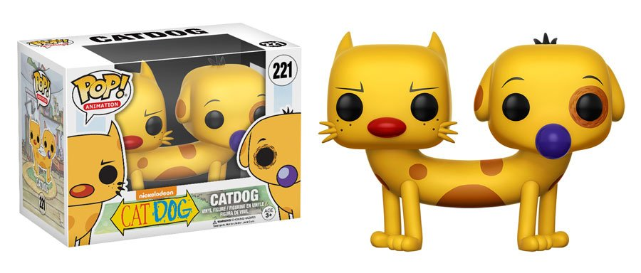 RT & follow @OriginalFunko for the chance to win a CatDog Pop! https://t.co/Mf6tmW1IHu