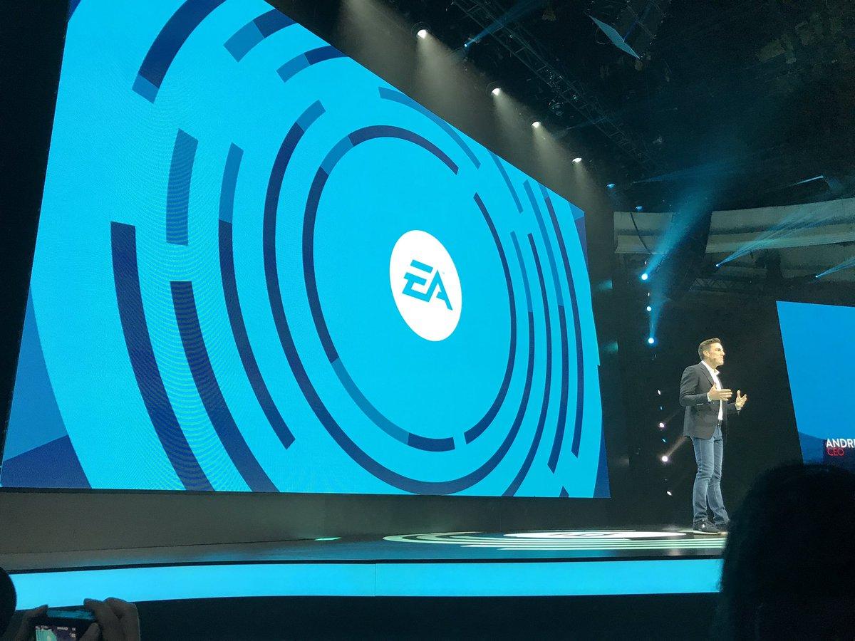 [E3 2017] EA Press conference
