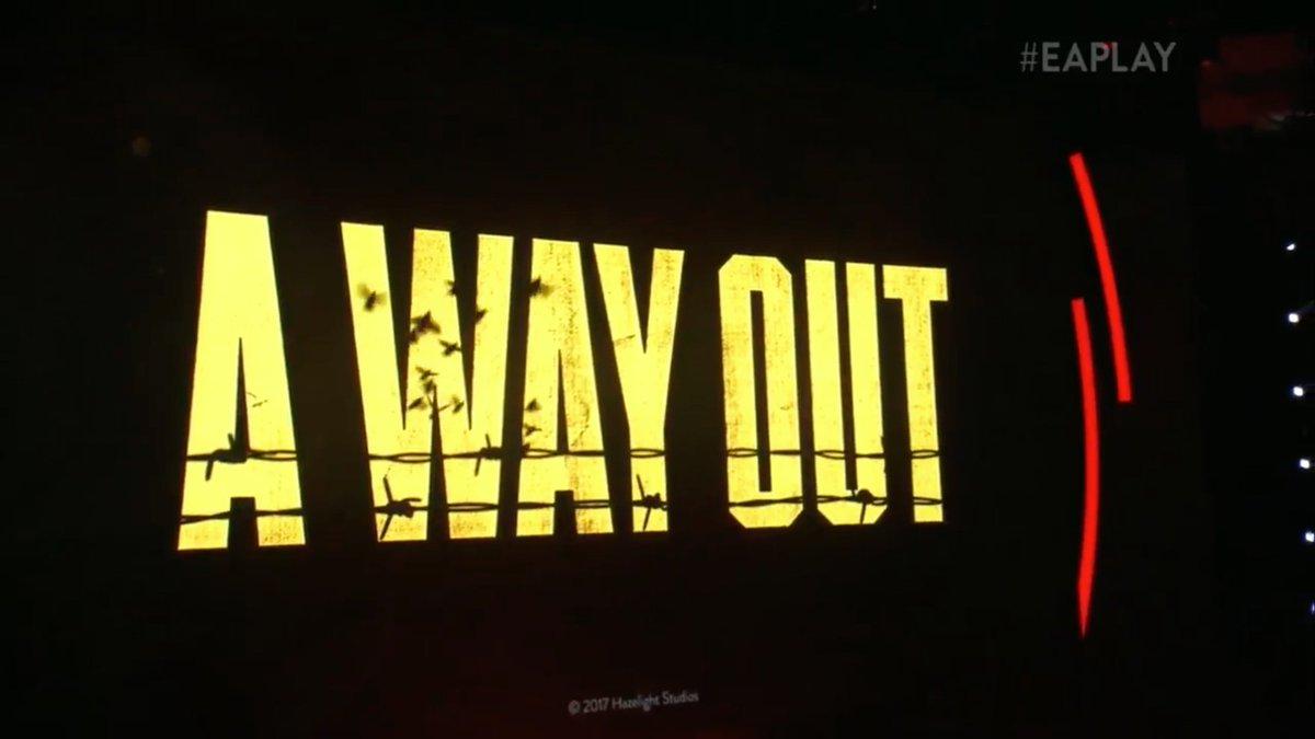 #AWayOut