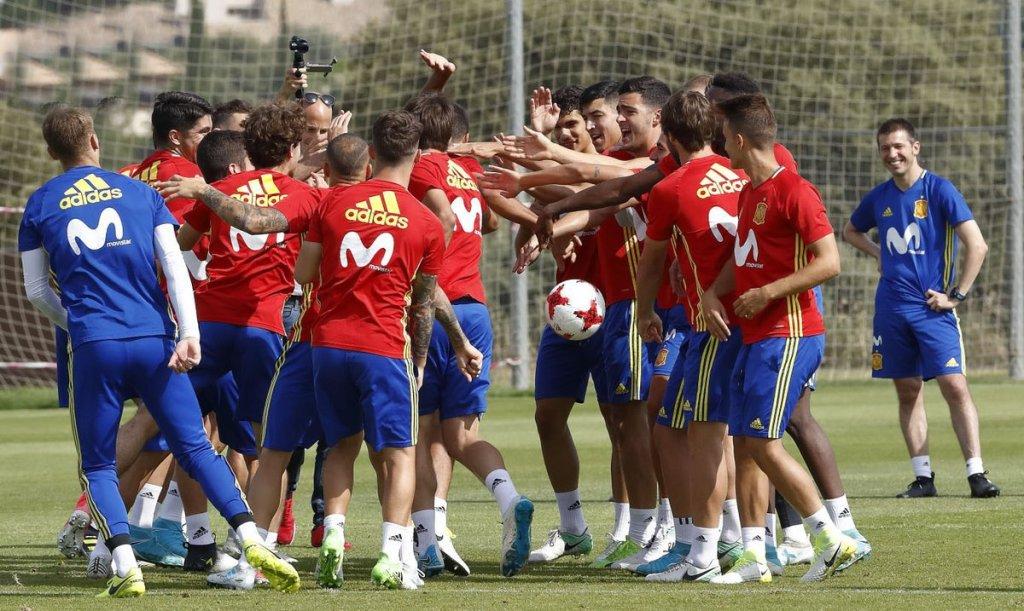 España por el triunfo ante Macedonia - Diario Co Latino
