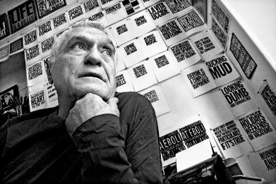 New York is giving creative bard John Giorno the celebration he deserves