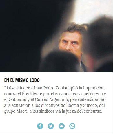Macri y sus empresas, cada vez más complicados... https://t.co/fKX84pHnXv