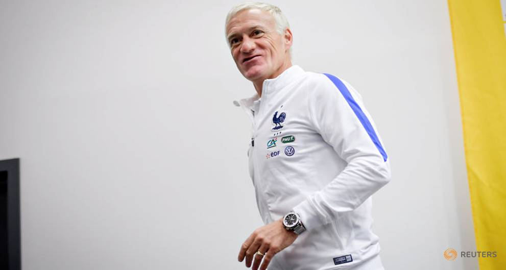 Humble France ready for Swedish test - Deschamps