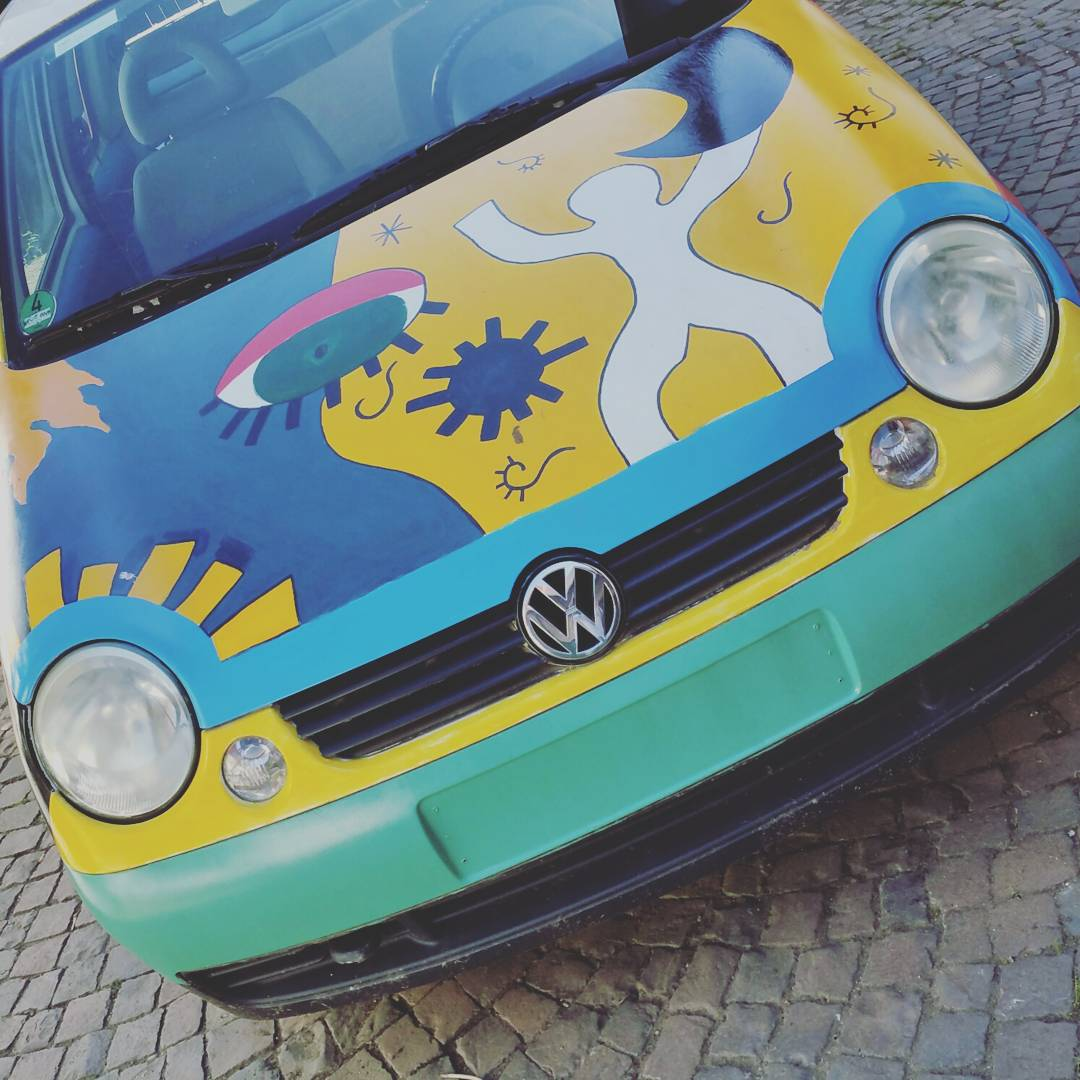 test Twitter Media - #streetart art project car 2016 will be on display during #winestreetart festival 2017 https://t.co/FWzURmOF1n https://t.co/gtCpytiB0k