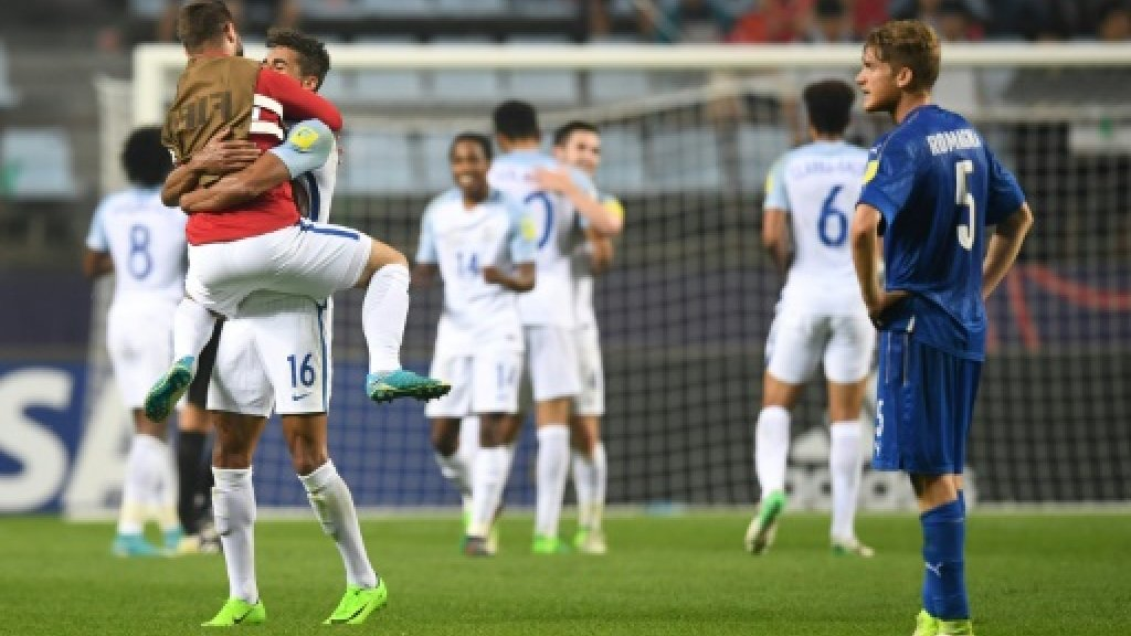 Football: Solanke blasts England into U20 World Cup final