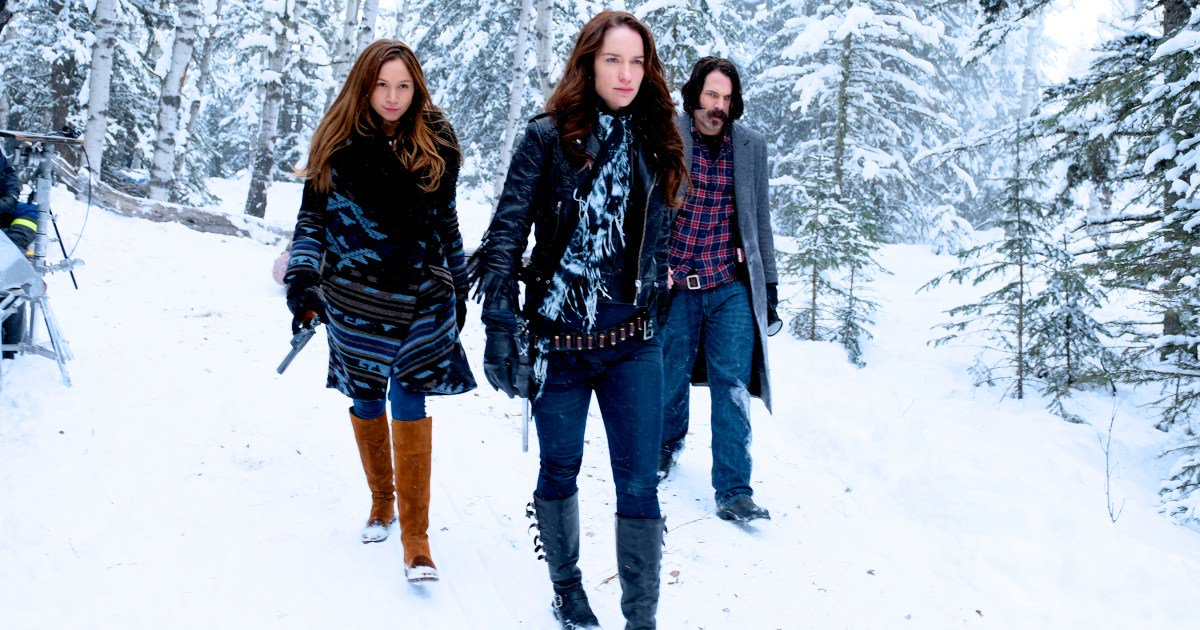 .@WynonnaEarp showrunner @emtothea previews season 2 of the epic Syfy series: