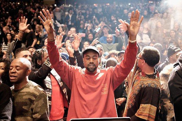Happy 40th birthday, Kanye West!