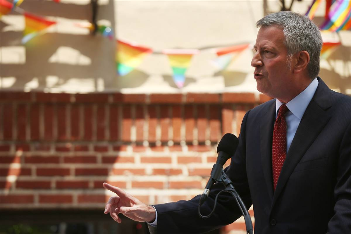 New York City launches LGBTQ health care Bill of Rights