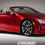 Lexus LC Convertible Remains A Possibility