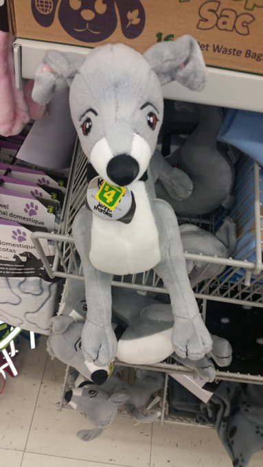 They have cermits at the dollar store now? @Jenna_Marbles No Marbles, tho. https://t.co/wkS1CesQaK