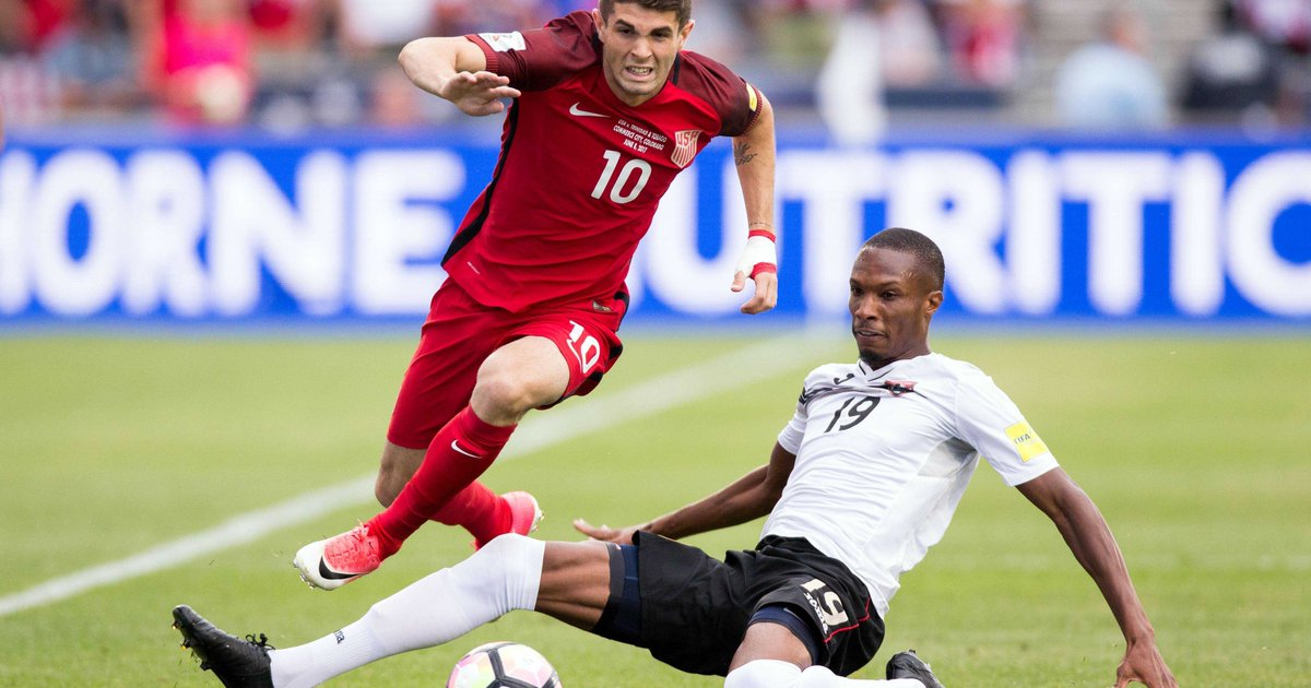 Christian Pulisic nets two as USMNT wins World Cup qualifier over Trinidad and Tobago