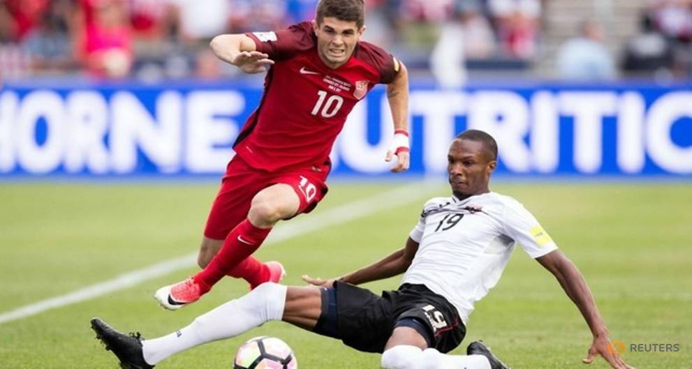 Pulisic double give US win over Trinidad and Tobago