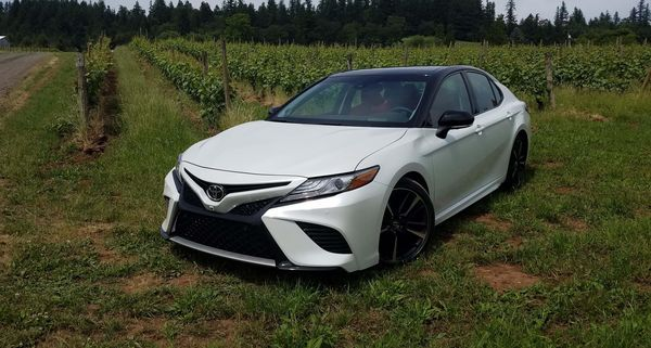 Toyota rolls out new Camry in SUV-crazed U.S.