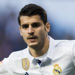 Manchester United fans are getting very excited about Real Madrid striker Alvaro Morata's recent social media activity