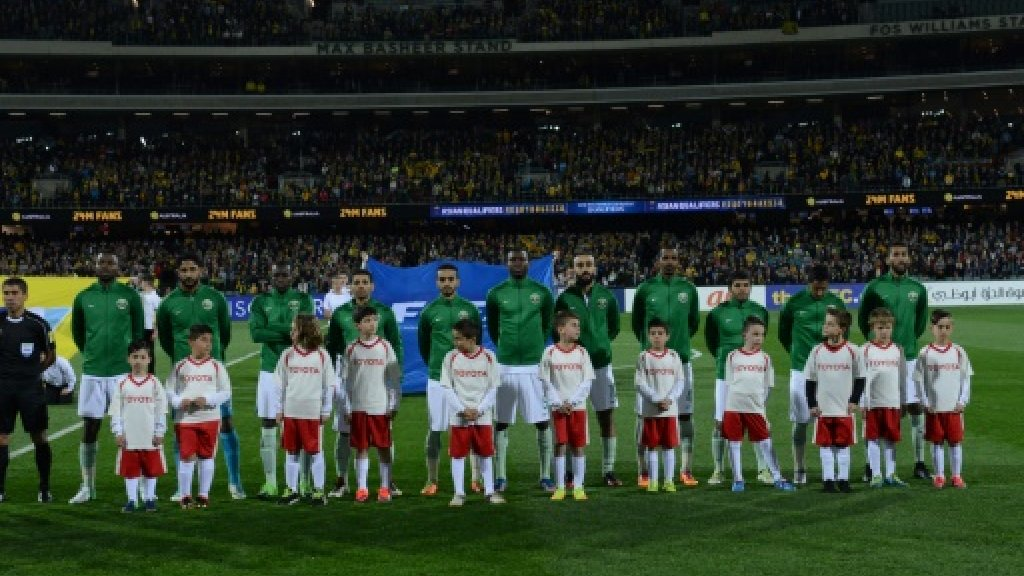 Football: Saudi snub to minute's silence 'a disgrace'