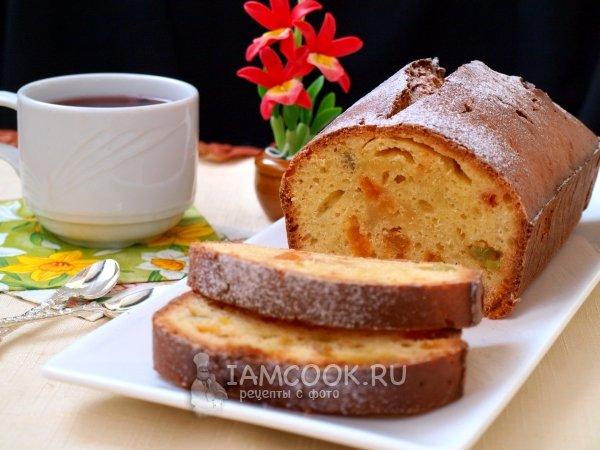 Рецепт печенья в духовке на кислом молоке