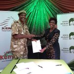 KWS, KTB ink deal to intensify wildlife product market