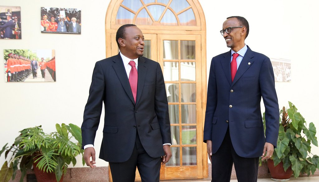 Rwanda President Paul Kagame slams the SGR, calls it a big sham