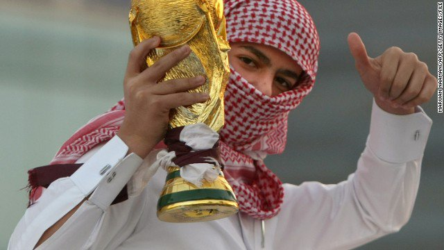 How the Middle East crisis could derail the 2022 Qatar World Cup: