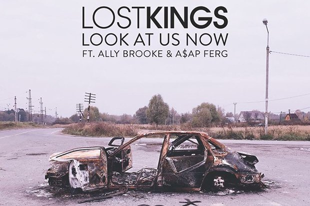 .@AllyBrooke slayed her featured on @wearelostkings's 'Look At Us Now': https://t.co/1skxRMW5XO https://t.co/2uJ30IUWI9
